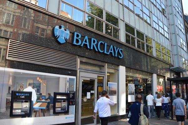 Barclays-bank-london, online banking